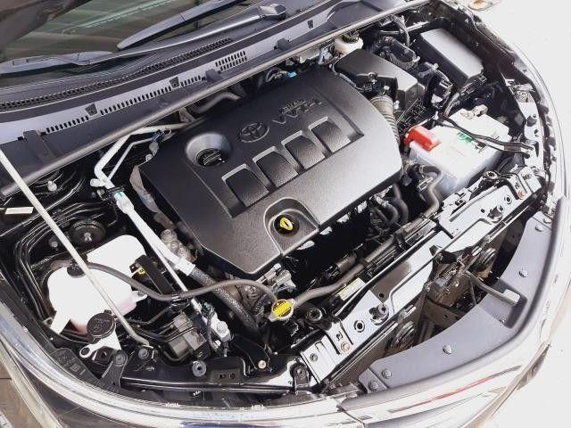 Toyota Corolla Sedan Altis Automático 2017 Emplacado 2021 Toyota - Foto 13