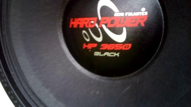 Hard power black 3650