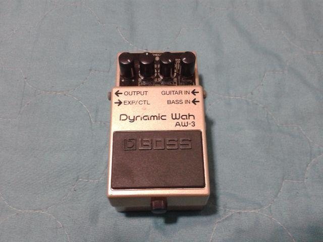 Pedal Boss Dynamic Wah Aw3