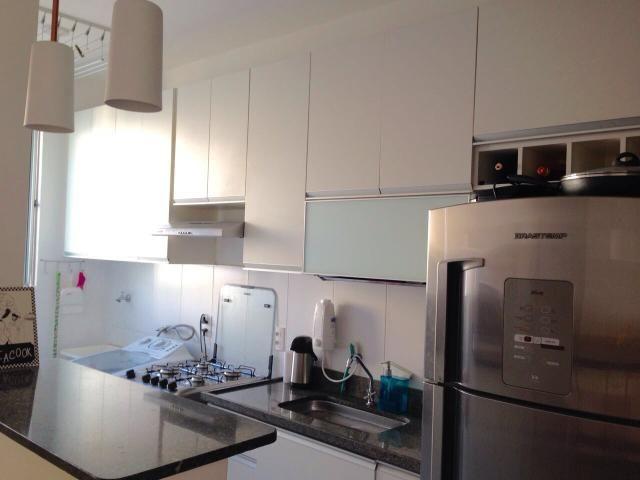 Apartamento 2 quartos mobília completa