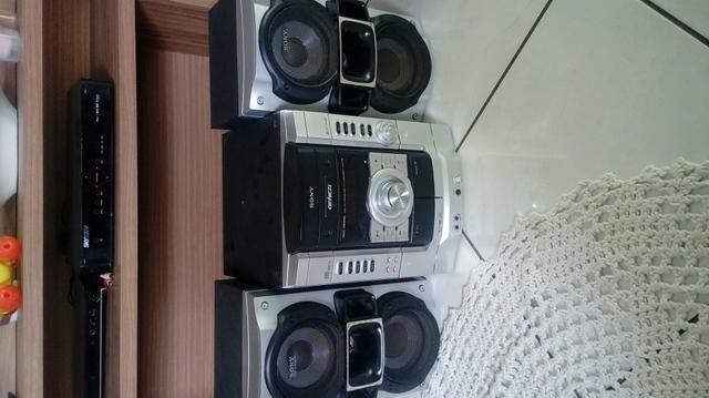 Apatelho de som Sony MP3 Genezi
