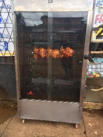 Máquina de frango