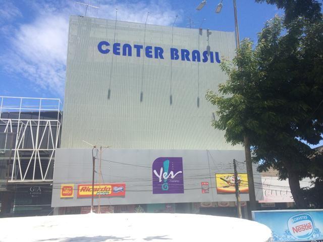 Aluga se salas e lojas no edf Center Brasil
