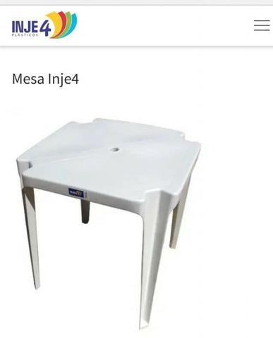 Mesas e Cadeiras 182KG Promoção!! - Foto 3