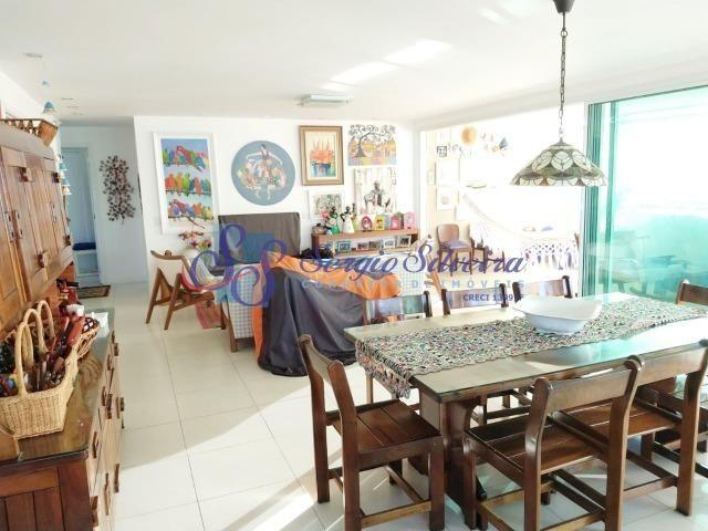 Golf Ville Resort Residence Cobertura à venda mobiliada Porto das Dunas - Foto 5