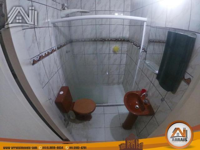 Casa com 4 dormitórios à venda, 132 m² por R$ 380.000,00 - Jacarecanga - Fortaleza/CE - Foto 7