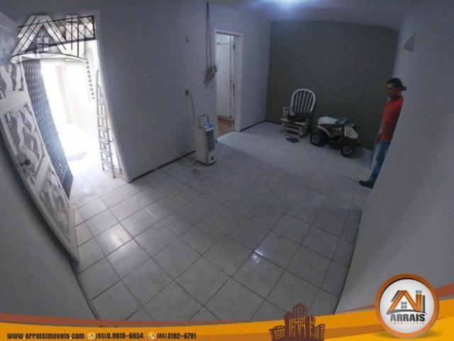 Casa com 4 dormitórios à venda, 132 m² por R$ 380.000,00 - Jacarecanga - Fortaleza/CE - Foto 3