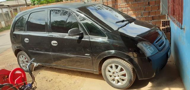 Vendo esse carro meriva em dia ano 2010 - Foto 5