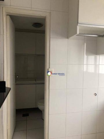 Apartamento com 3 dormitórios à venda, 126 m² por r$ 370.000 - setor bueno - goiânia/go - Foto 5