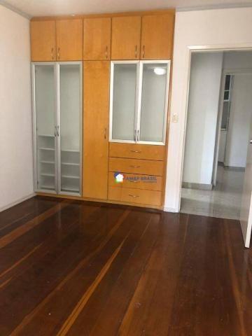 Apartamento com 3 dormitórios à venda, 126 m² por r$ 370.000 - setor bueno - goiânia/go - Foto 15