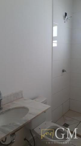 Casa em condomínio para locação em presidente prudente, condomínio residencial bosque dos  - Foto 7