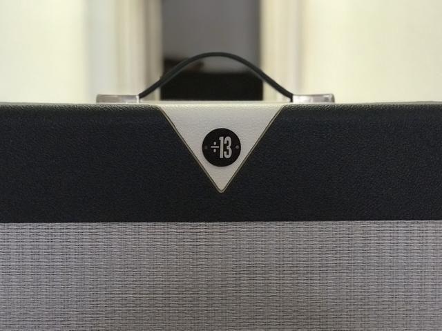 Vendo custom cabinet speaker Divided by 13 1x12 Made in USA c/ Celestion Vintage 30 - Foto 4