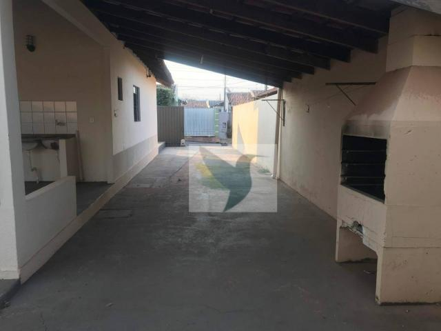 Casa com 2 dormitórios para alugar, 85 m² por r$ 1.250/mês - residencial bela vista - Foto 12