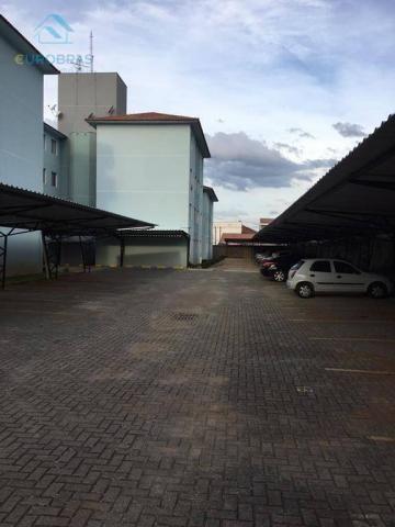 Apartamento com 2 dormitórios à venda, 48 m² por r$ 149.000 - sítio cercado - curitiba/pr - Foto 3