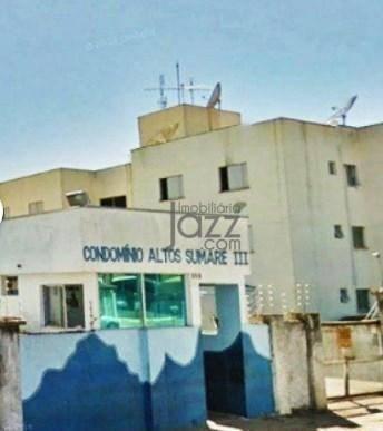 Apartamento com 2 dormitórios à venda, 70 m² por r$ 160.000,00 - parque bandeirantes i (no - Foto 2