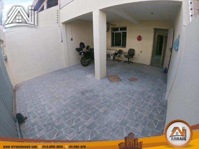 Casa com 4 dormitórios à venda, 132 m² por R$ 380.000,00 - Jacarecanga - Fortaleza/CE - Foto 2