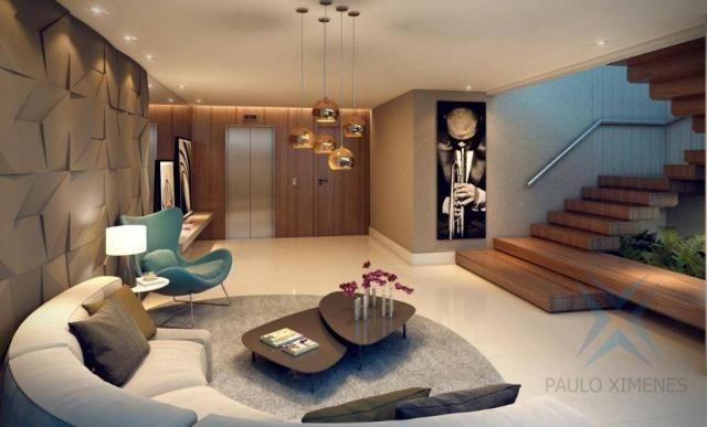 Apartamento com 4 dormitórios à venda, 219 m² por r$ 1.844.900 - aldeota - fortaleza/ce - Foto 16