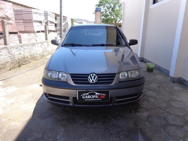 VW - Gol 1.6 power GIII - 2005 - Foto 2