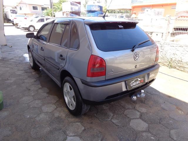VW - Gol 1.6 power GIII - 2005 - Foto 6