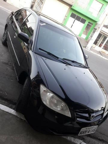Honda Civic EX o top da categoria vendo ou troco por carro mais alto - Foto 9