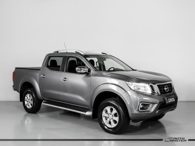 Nissan Frontier LE CD 4x4 2.3 Bi-TB Diesel Aut. - Cinza - 2018