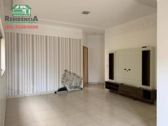 Sobrado com 4 dormitórios para alugar, 350 m² por R$ 6.000,00/mês - Residencial Sun Flower - Foto 4