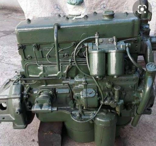 Motores OM 352 La,OM 352 - Foto 2