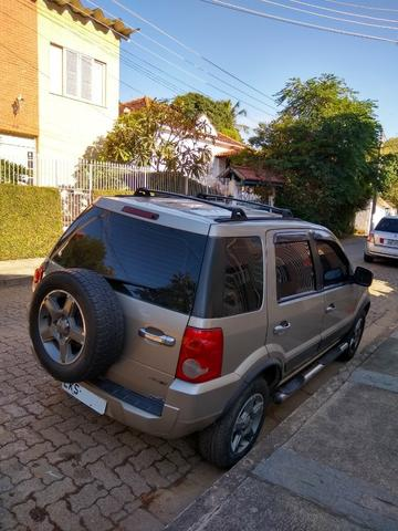 Vendo ou troco Ecosport GNV15m3 embaixo do carro! - Foto 4