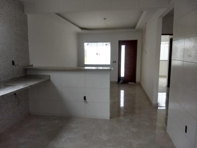 Linda casa 3 quartos com terreno de 480M2 em Itaipuaçu!!! - Foto 10