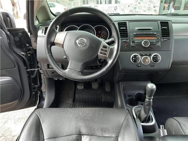 Nissan Tiida 1.8 sl 16v flex 4p manual - Foto 8