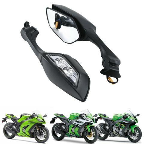 Retrovisores Importados/Peças Originais/Seminovas Suzuki/Honda/Yamaha/Triumph/Kawasaki - Foto 6