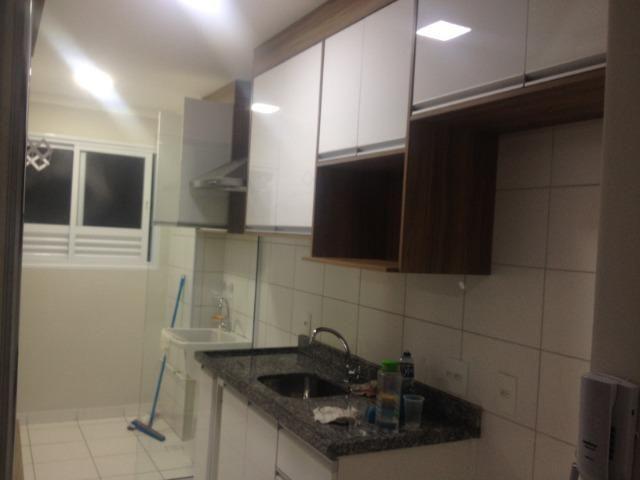 Aluga-se apartamento com 2 quartos - Premiere Morumbi, Paulínia/SP - Foto 2