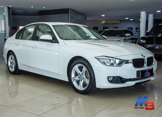 BMW 316I 2013/2014 1.6 SEDAN 16V TURBO GASOLINA 4P AUTOMATICO