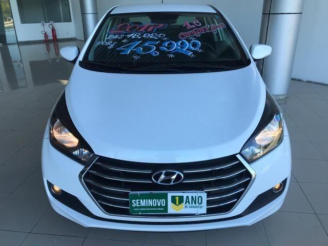 Hyundai HB20S Comfort Plus 1.6 Automático