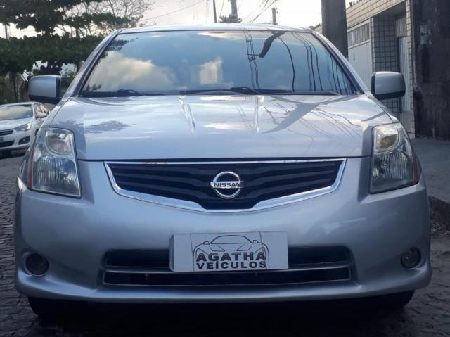 Nissan Sentra 2.0 Flex - Abaixo da Tabela