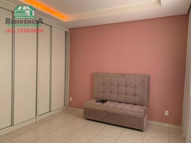 Sobrado com 4 dormitórios para alugar, 350 m² por R$ 6.000,00/mês - Residencial Sun Flower - Foto 12