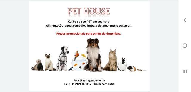 Cuido do seu PET