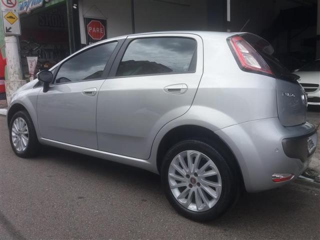 Fiat punto 1.6 essence 16v flex 4p automotizado - Foto 5