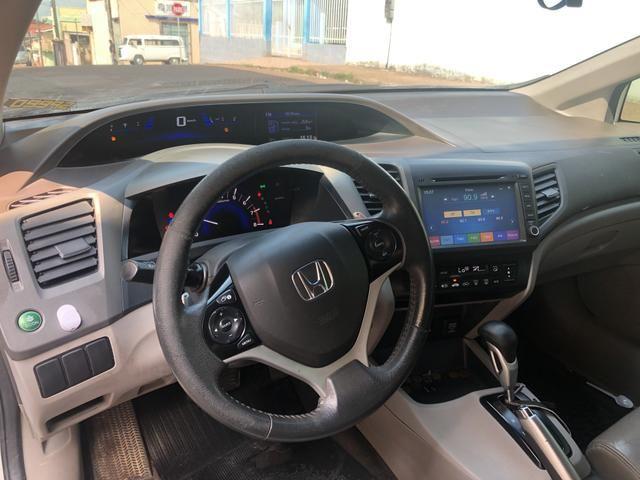 Honda Civic 12/13 1.8 Aut. LXL - Foto 4