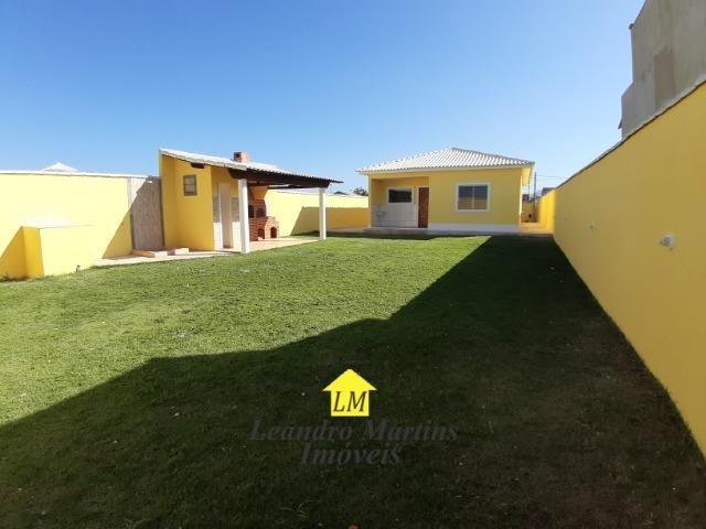 Ótima casa de 3 quartos com terreno de 480 mts em itaipuaçu !! Prox a rua 66 - Foto 8