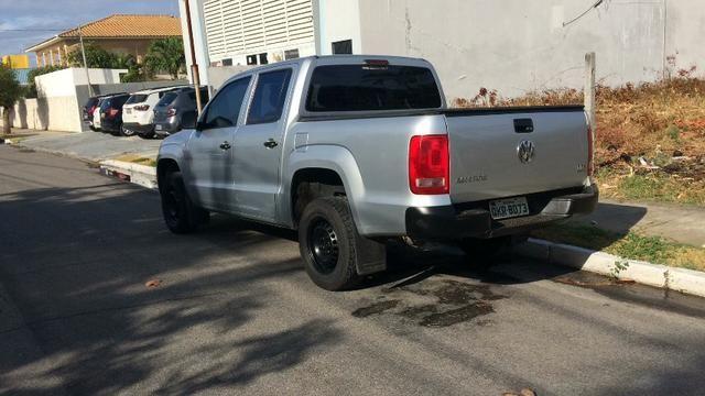Amarok Diesel 4X4 em perfeito estado. - Foto 2