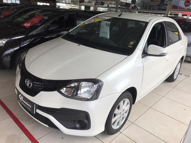 Etios Sedan Flex Impecável - Foto 2