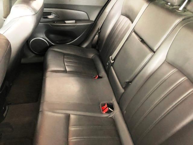 Cruze sedan automático com GNV legalizado - raridade - Foto 7