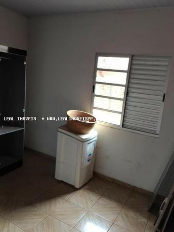Casa Para Aluga Bairro: Parque dos Pinheiros Imobiliaria Leal Imoveis 18 3903-1020 - Foto 2