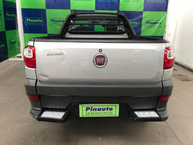 FIAT STRADA 1.4 MPI WORKING PLUS CS 8V FLEX 2P MANUAL - Foto 5