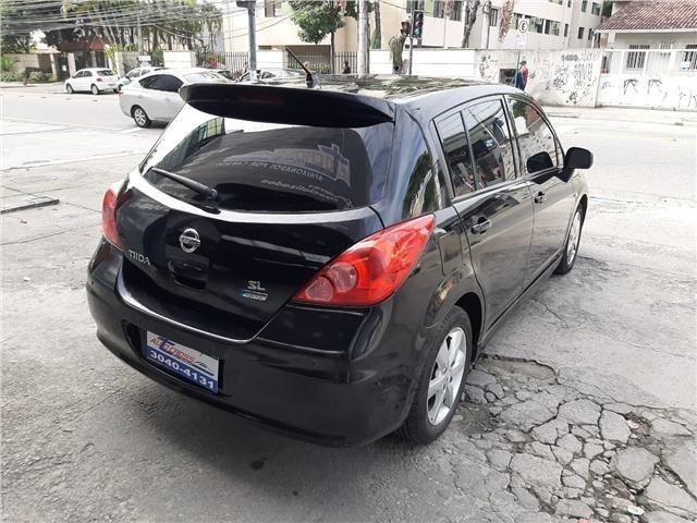 Nissan Tiida 1.8 sl 16v flex 4p manual - Foto 4