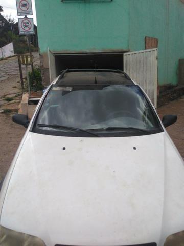 Vendo Fiat Strada, gabine estendida, Fire 1.3, Branca, alarme, vidro e trava, 2003-2004 - Foto 10