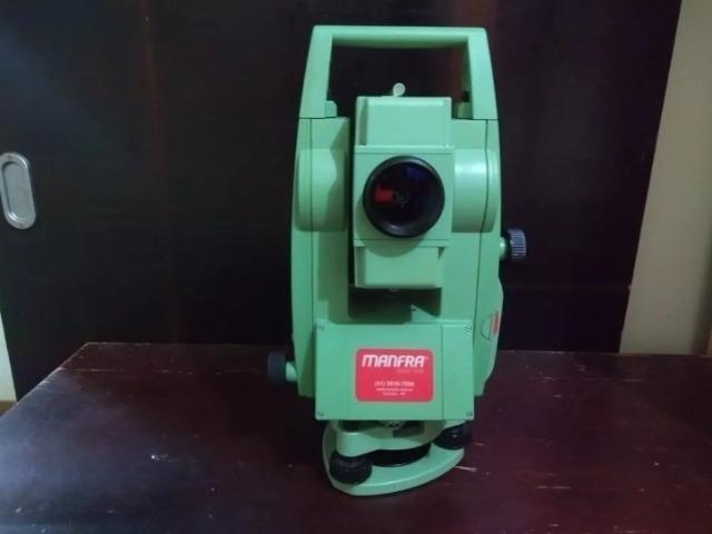Estação Total Leica Modelo Tc407 - Fabricação Suíça