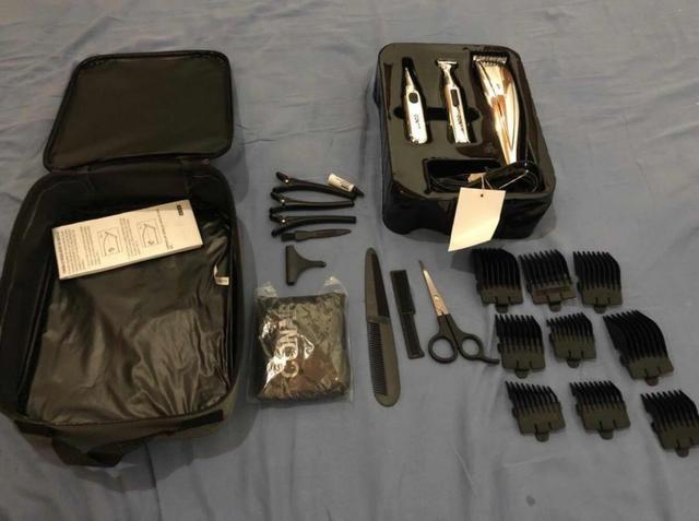 e549f6830 Máquina de cortar cabelo Conair- kit 25 peças -novo (não aceito troca)