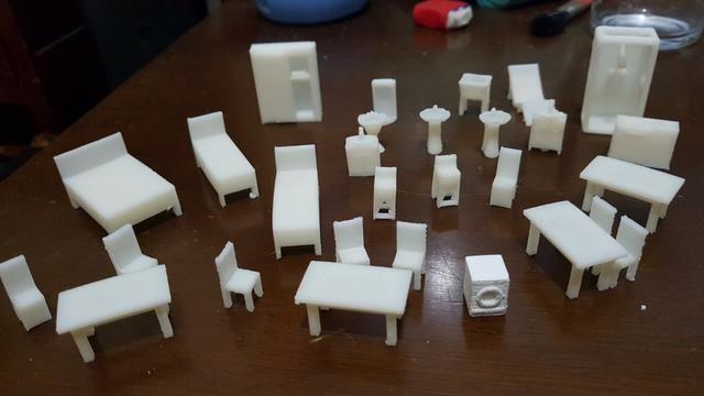Serviços de Impressão 3D prototipagem - Peças e Suprimentos - Foto 2